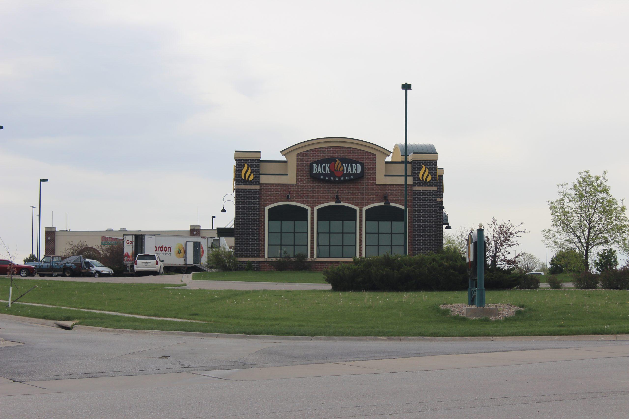 Back Yard Burger, Lincoln, NE