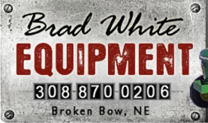 Brad White Equipment