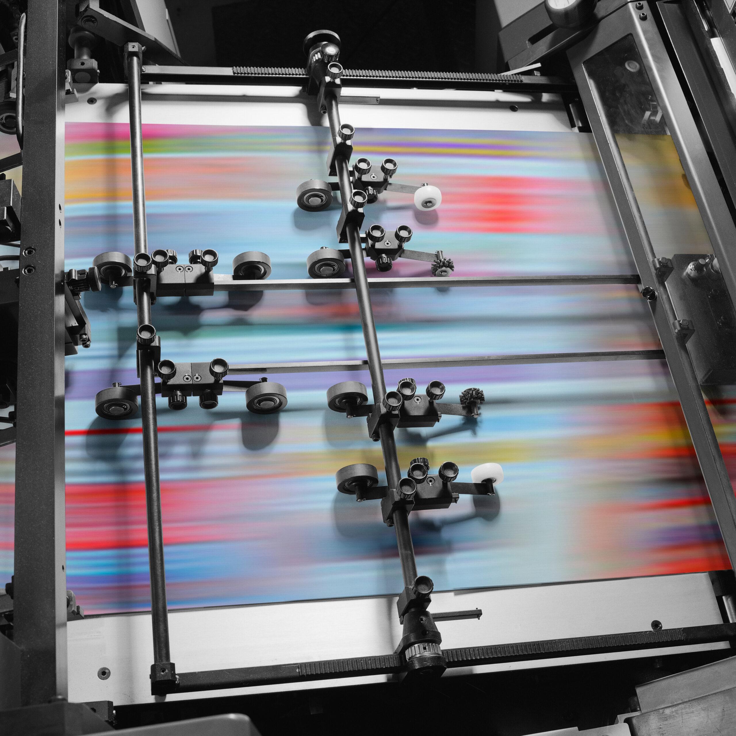Tabú en los equipos de impresión digital