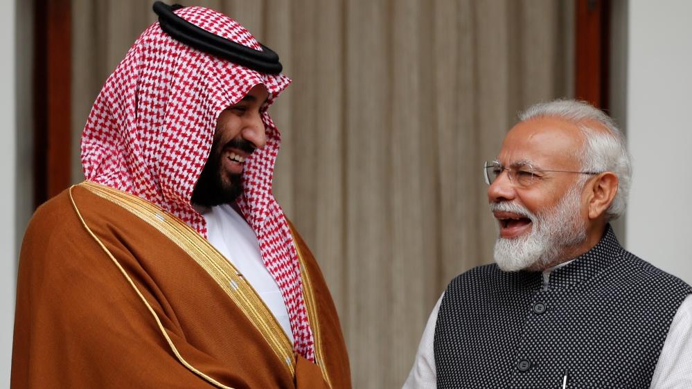 """Saudi Crown Prince's Asia Tour Accelerates """"Eastward Tilt"""""""