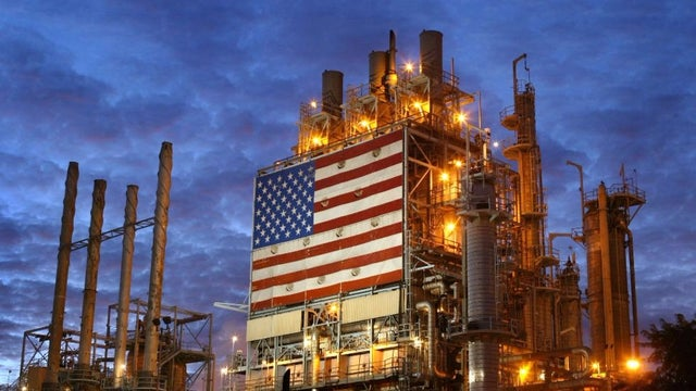 The United States of Petroleum