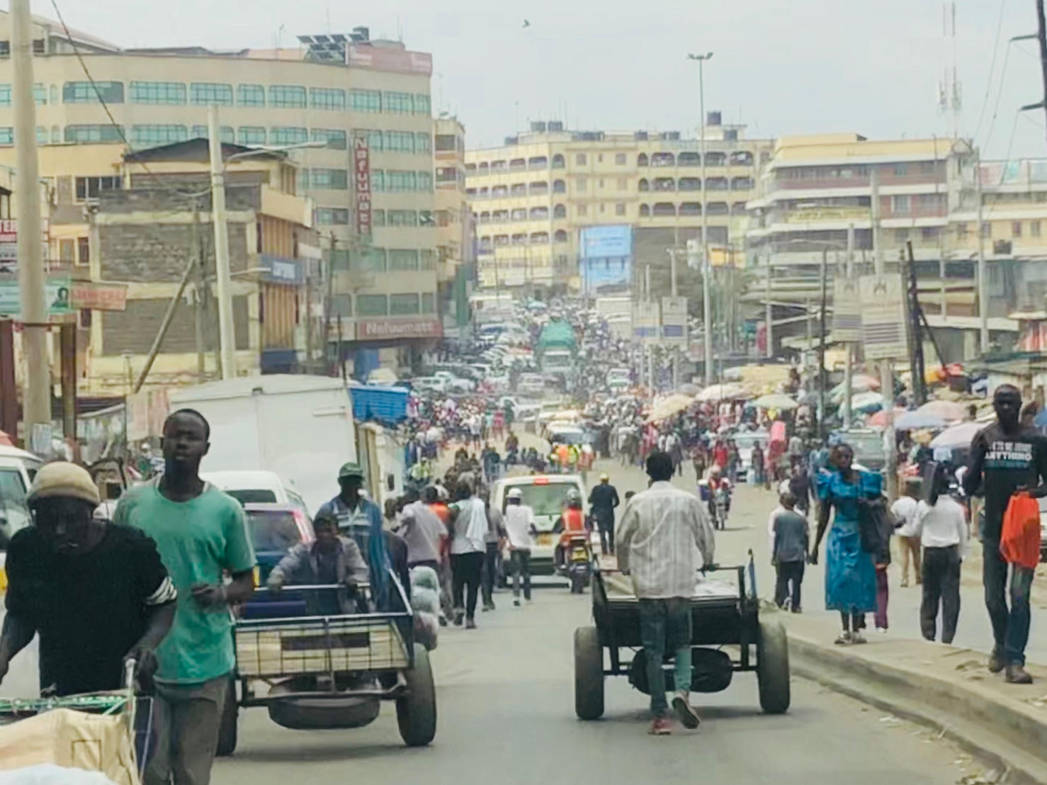 Gikomba Market – Nairobi – Photo of the Day