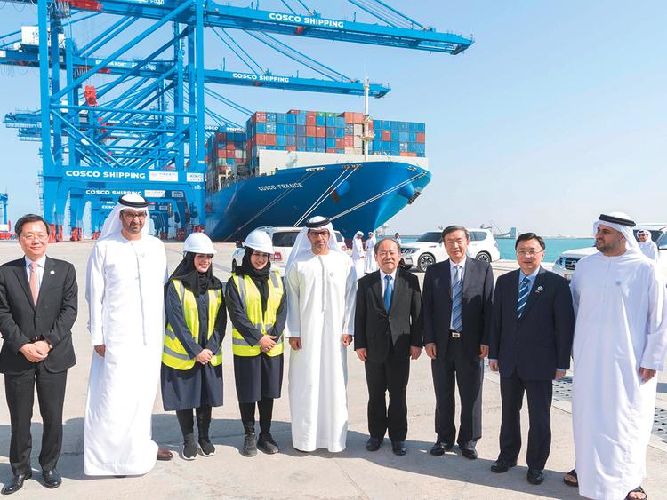The New Silk Road Runs Through the UAE