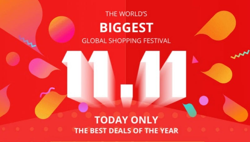 "China's ""Singles Day"" Shatters Records Again"