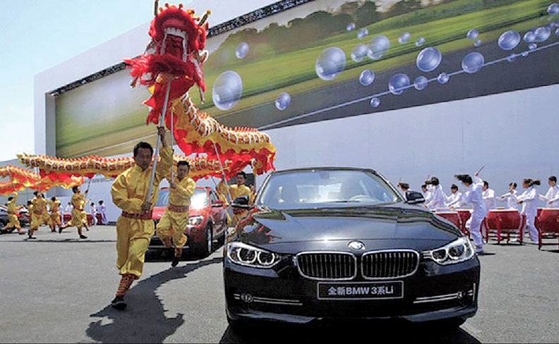 BMW Doubling Down on China Market