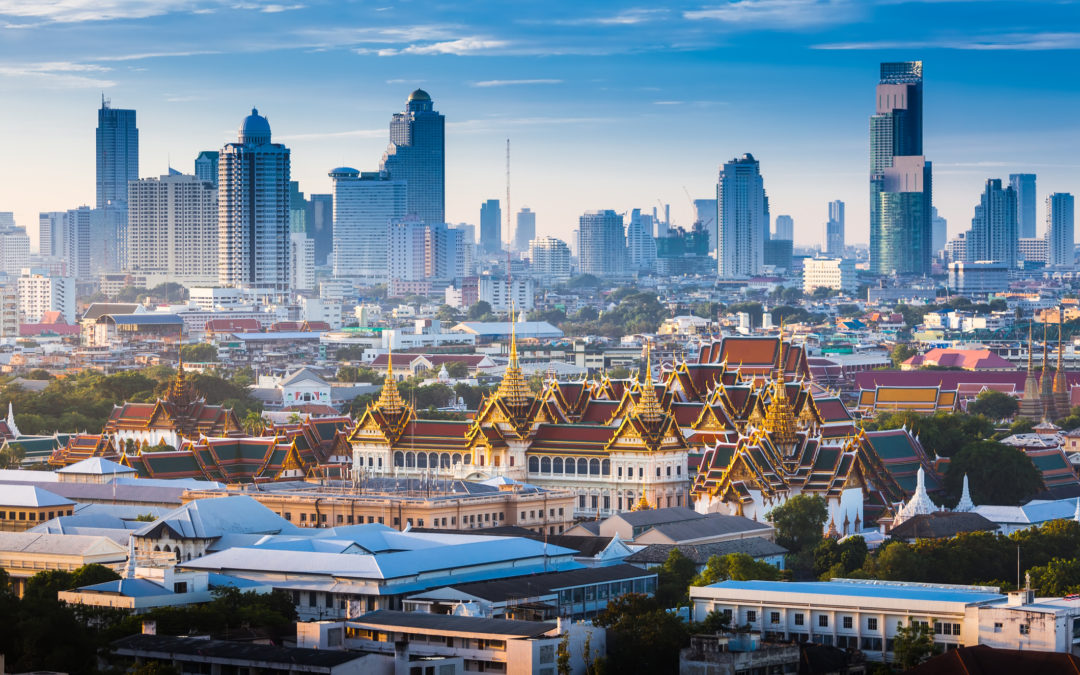 Thailand Economy To Shrink By 5.3%