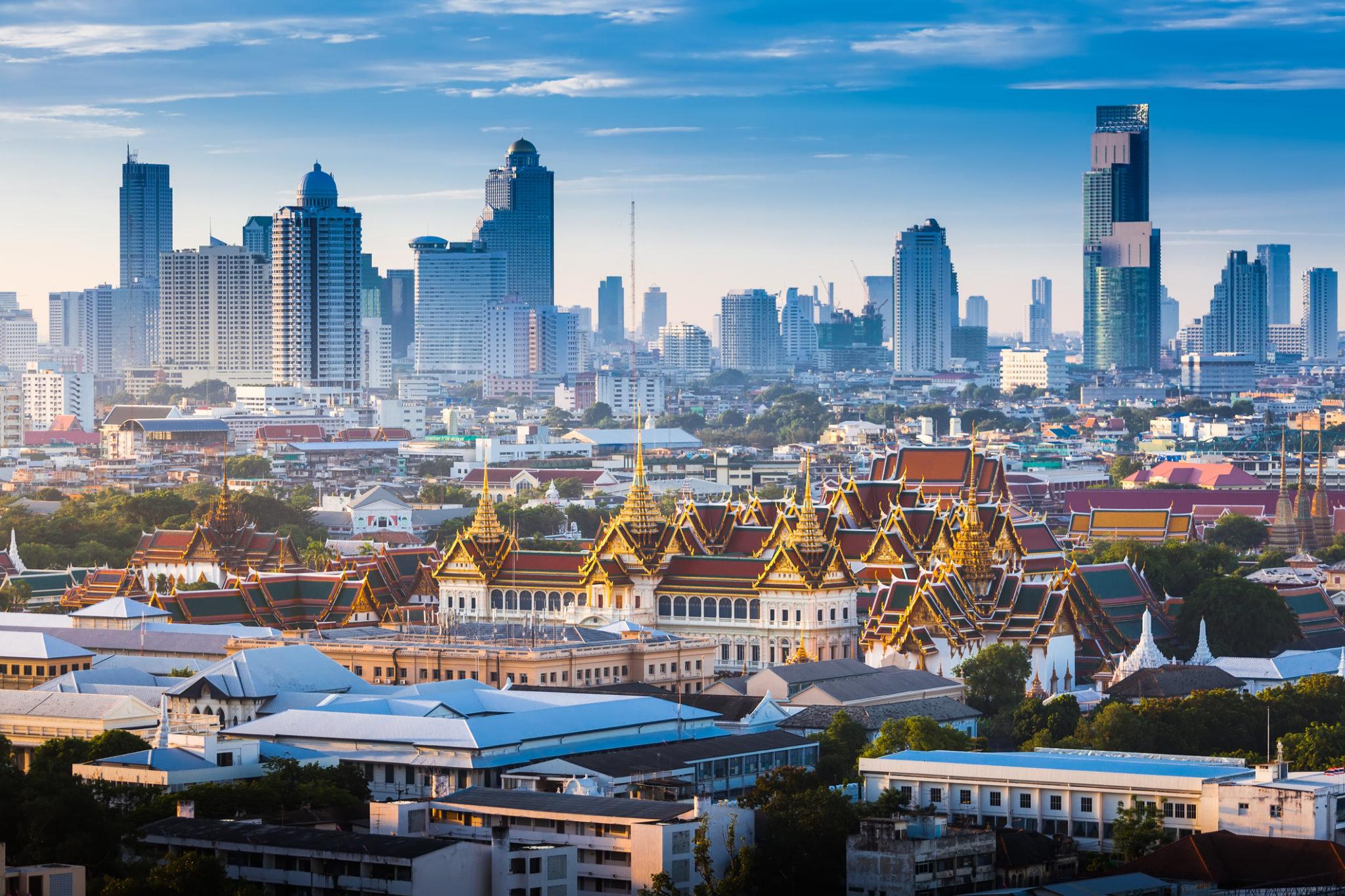 Thailand Economy To Shrink By 5.3%