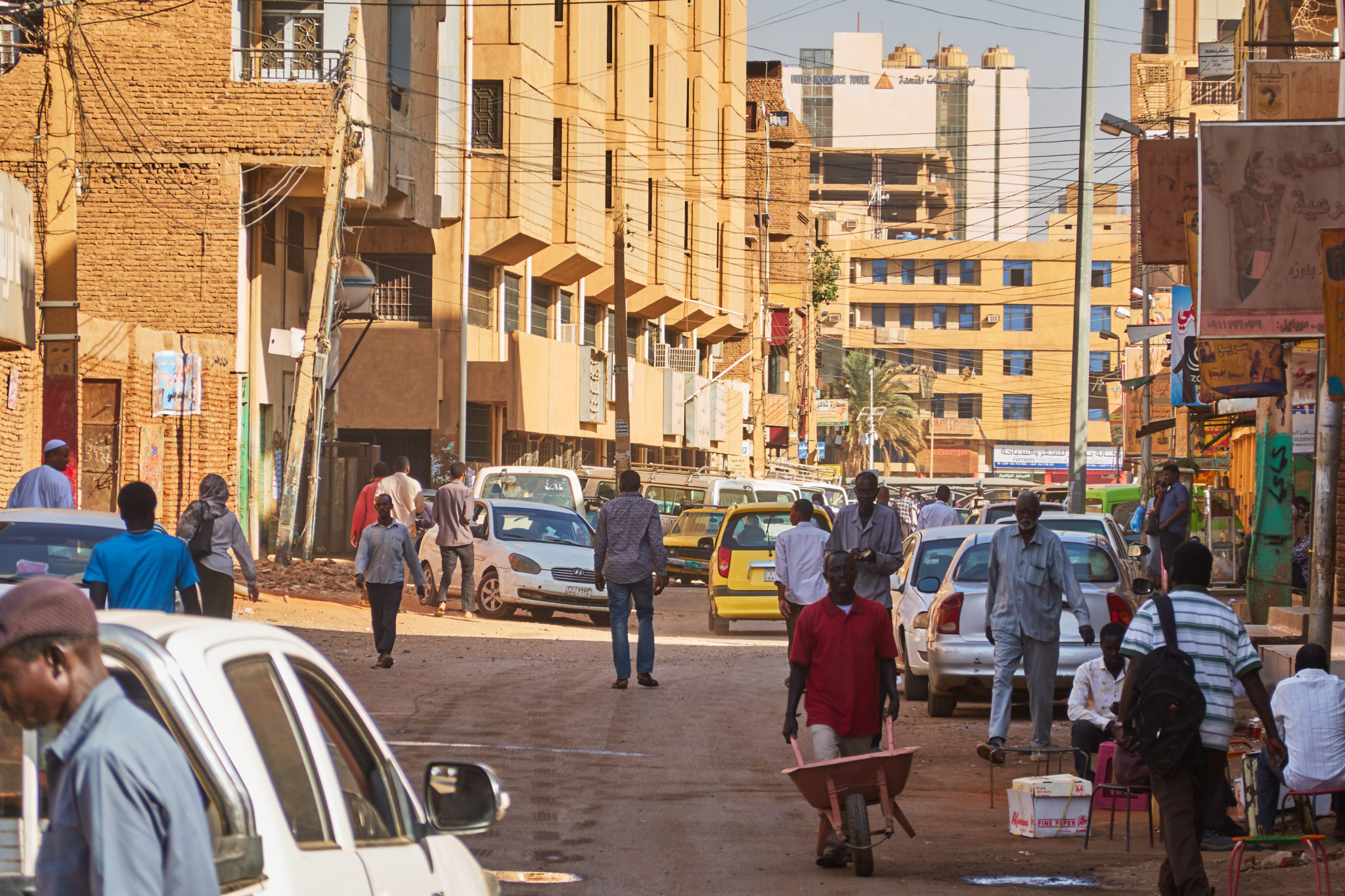 Troubles Mount for Sudan Amid Covid-19 Challenge