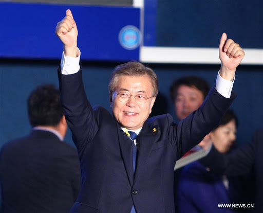 President Moon, Ruling Party Win Landslide in South Korea: Press Coverage