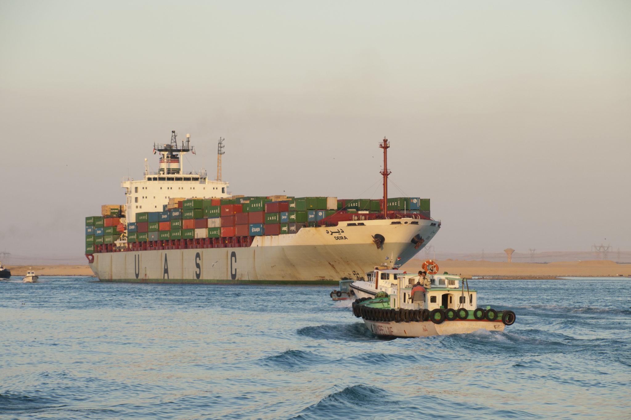 The Red Sea Economic Times – April 9