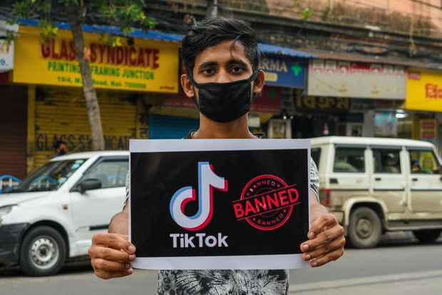 TikTok, Chinese apps banned in India