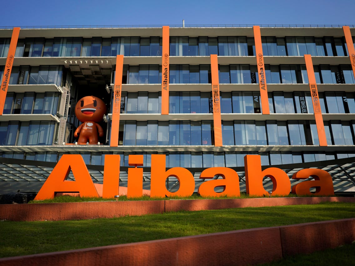 Has the Alibaba Train Left the Station?