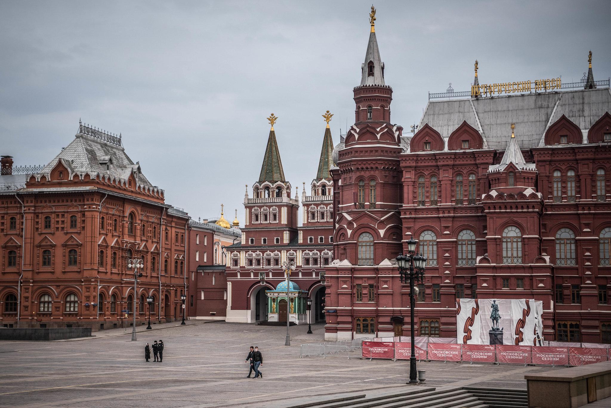 Russia's Top Ten Export Destinations