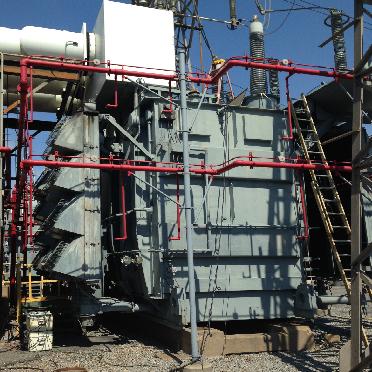 Brunner's Island Transformer