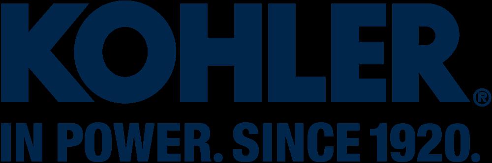 Kohler logo blue