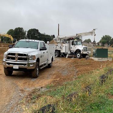 Site Truck