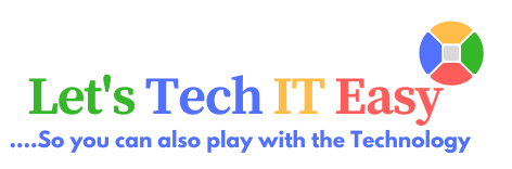 Let's Tech It Easy
