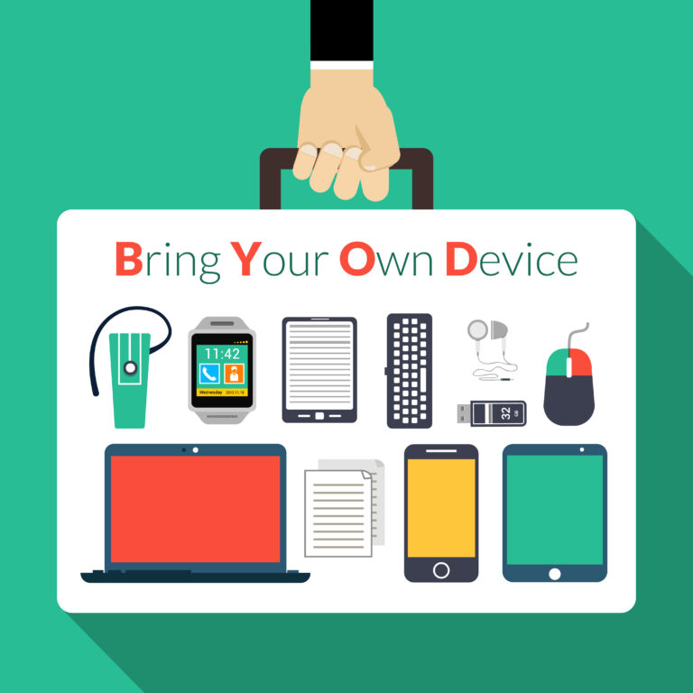 Everything You Need To Know About BYOD(Bring Your Own Device)