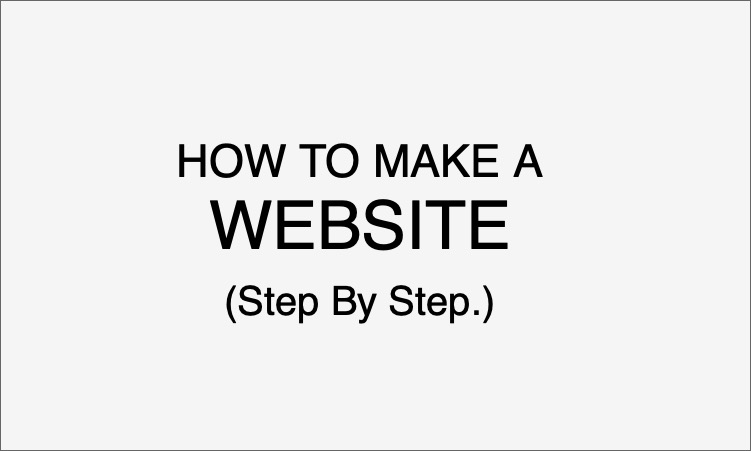 HOW TO START A BLOG ON WORDPRESS.?