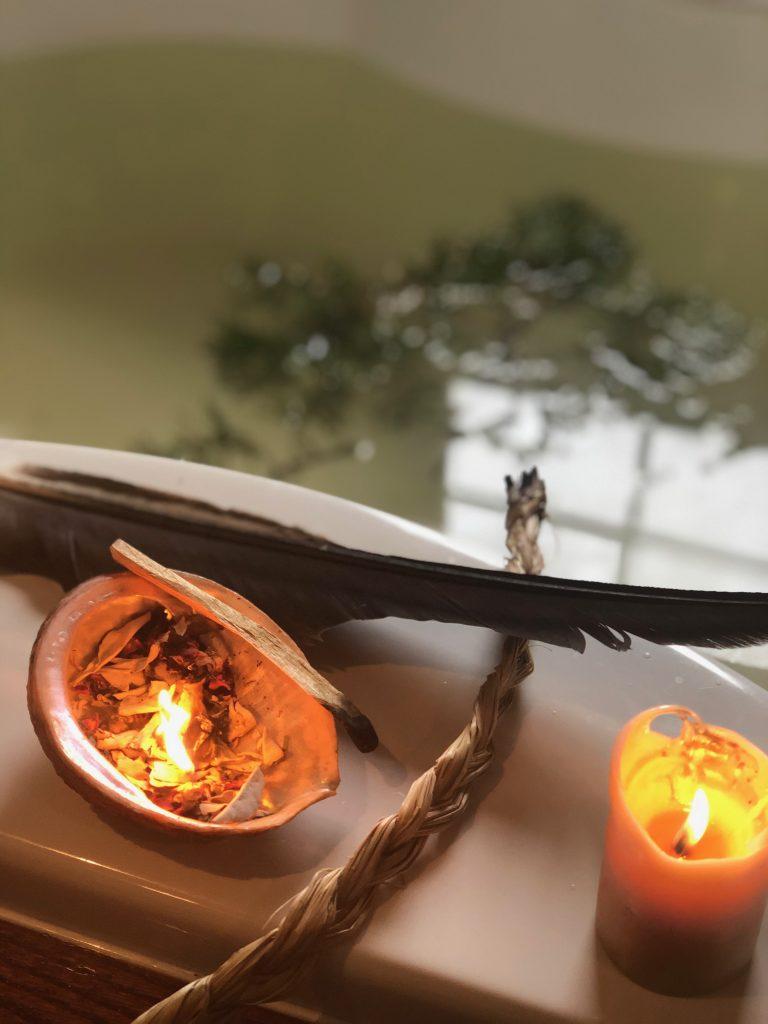 Cedar Cleansing Bath