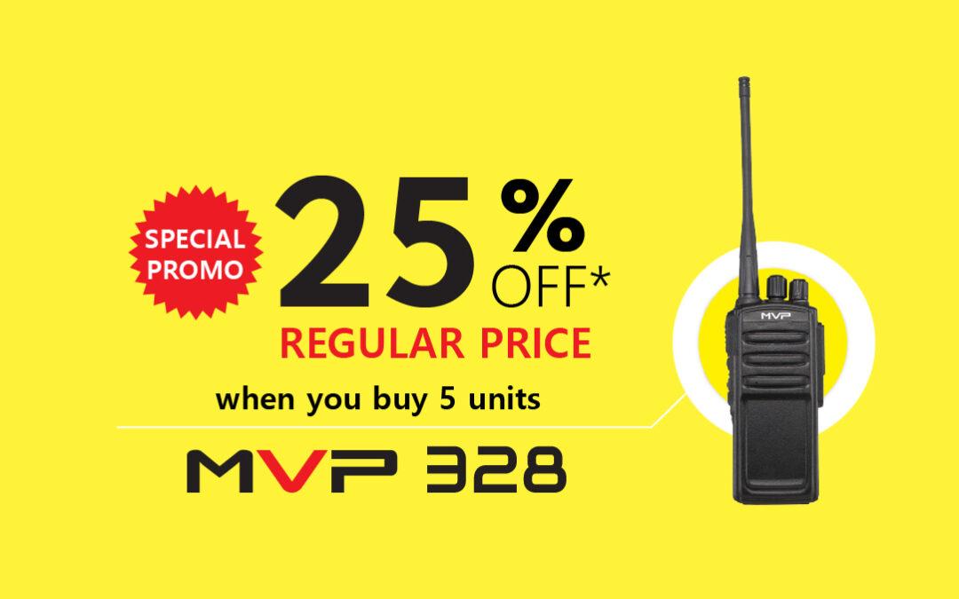 MVP 328 Promo