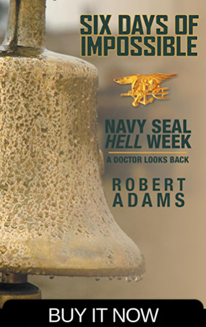 Navy SEAL Book: Six Days of Impossible