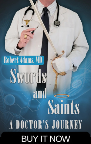 Navy SEAL Book: Swords and Saints