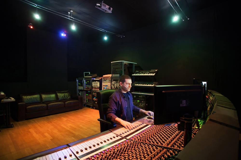 Producer Yoad Nevo