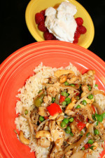Asian-Style Cashew Chicken