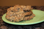 Oatmeal Chocolate Chip and almond Cookies – Gluten free