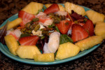Fruit and Crab Salad