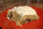 Green Tomato Cake With Icing