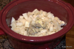 Slow Cooker Mashed Potatoes (nothing on the stove)