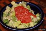Walnut Caesar Tossed Salad