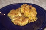 Hashbrown Potato Cakes (freezer friendly)