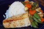 Easy Mahi Mahi —20 minute meal