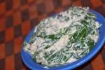 Cream Cheese Spinach