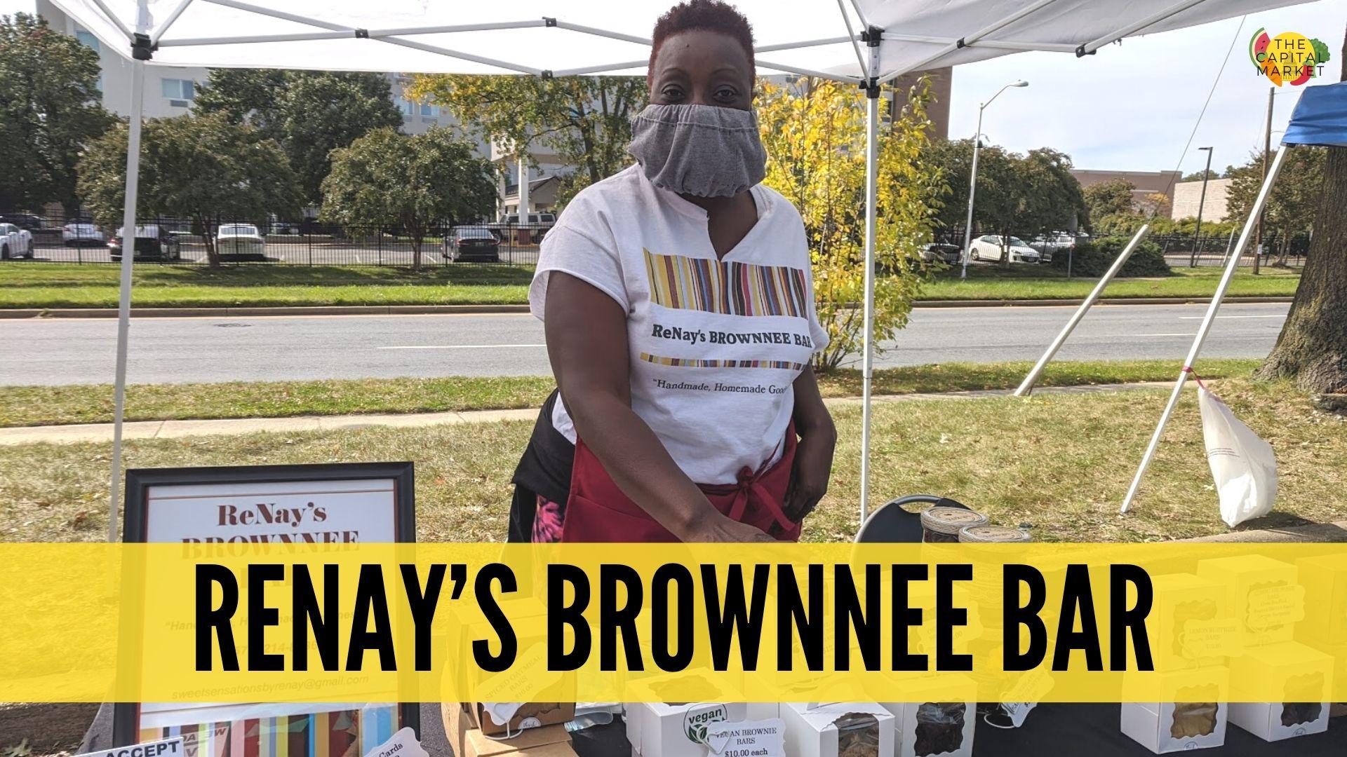Business Profile: ReNay's Brownnee Bar