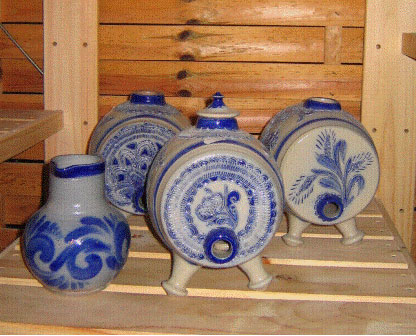 This image has an empty alt attribute; its file name is betschdorfpottery2.jpg