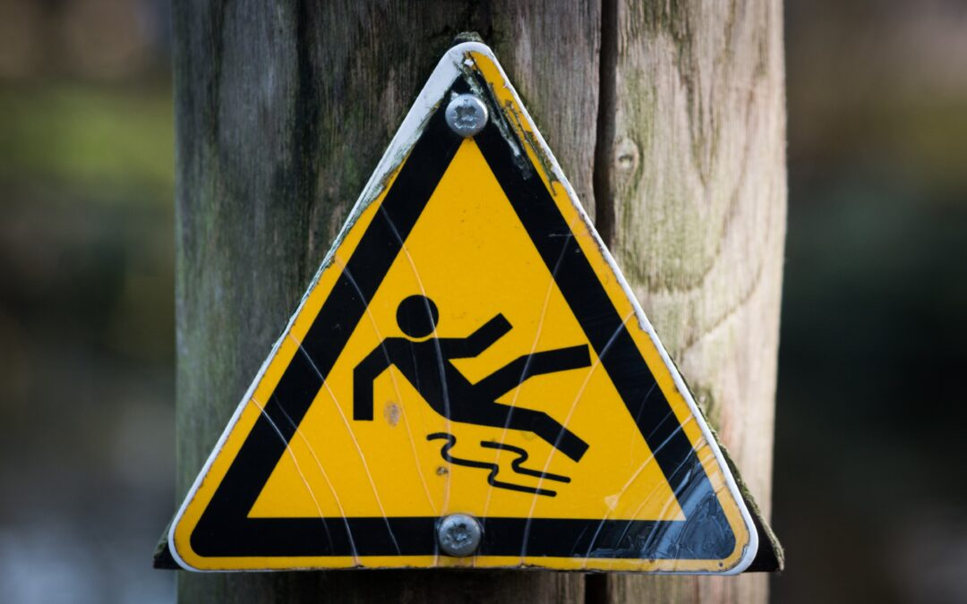 """What Qualifies As """"Slip and Fall"""""""