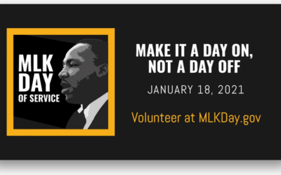 Martin Luther King Jr. Day of Service 2021
