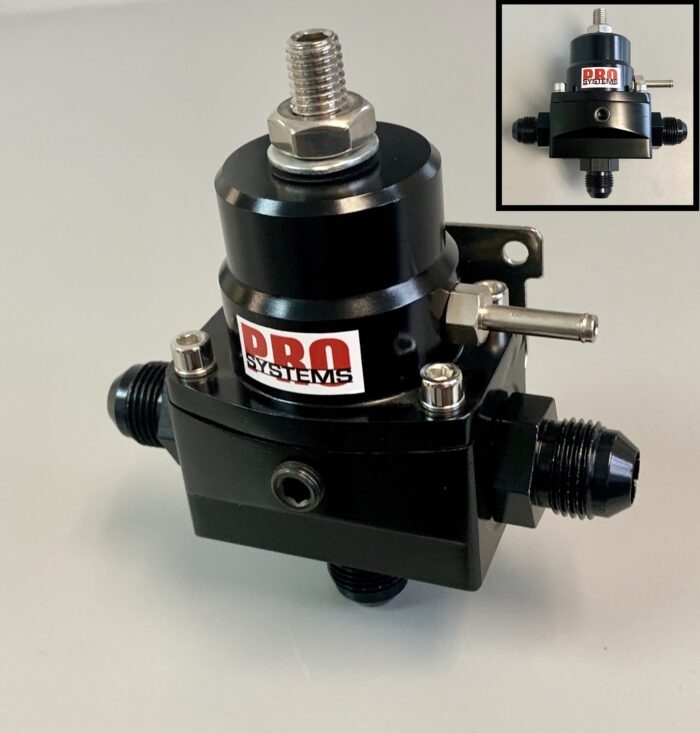 Billet Bypass Regulator 8805 - Pro Systems Racing