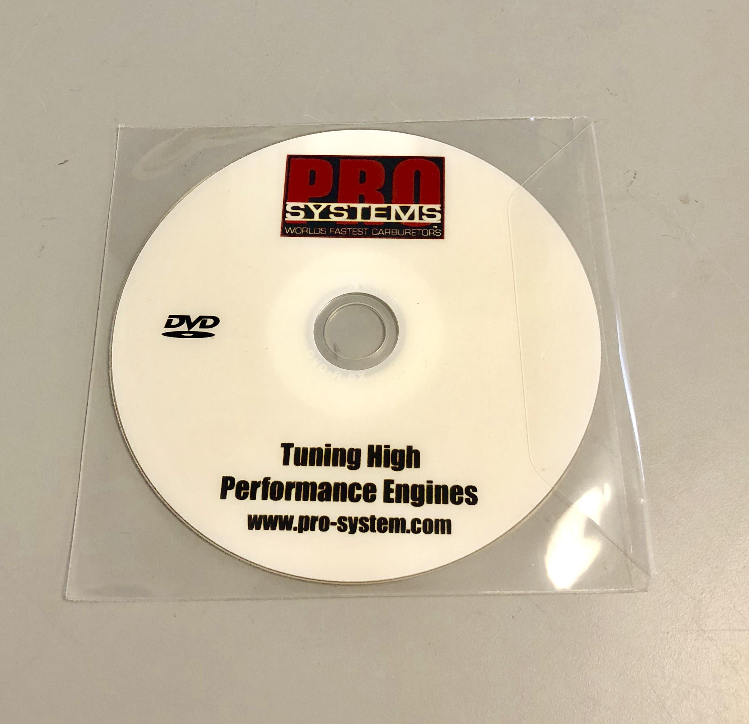 PROFESSIONAL TUNING VIDEO-DVD