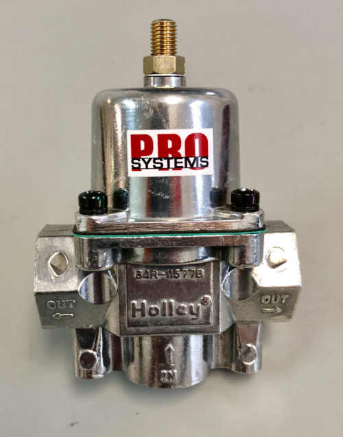 Pro Systems FUEL PRESSURE REGULATOR