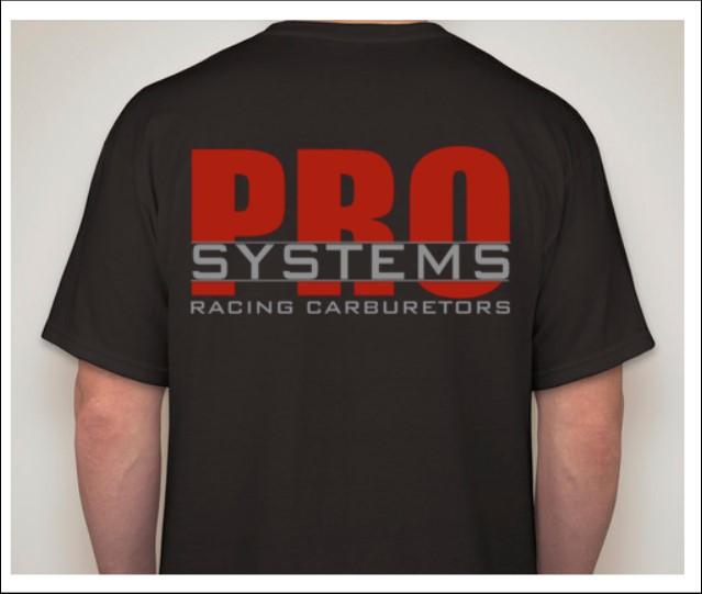 Pro Systems Racing Carburetors T-Shirt