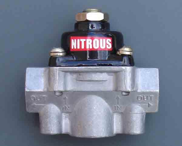 Pro Systems Racing Nitrous Regulator