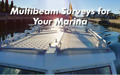Multibeam Surveys for Your Marina