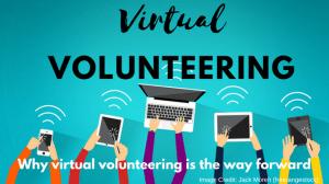 blog 36 - virtual volunteering