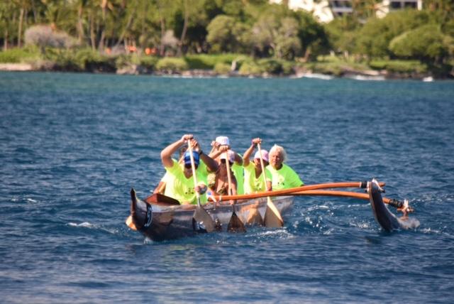 2017 Great Waikoloa Canoe Race photos