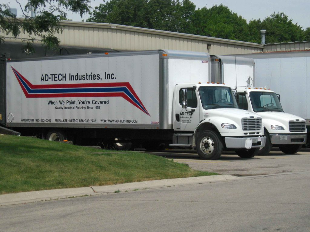 Ad Tech Trucks